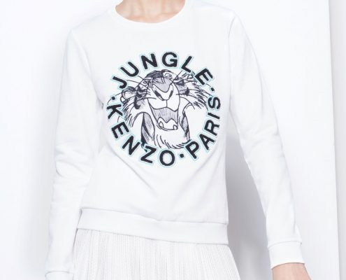 Sweatshirt Jungle Kenzo Paris