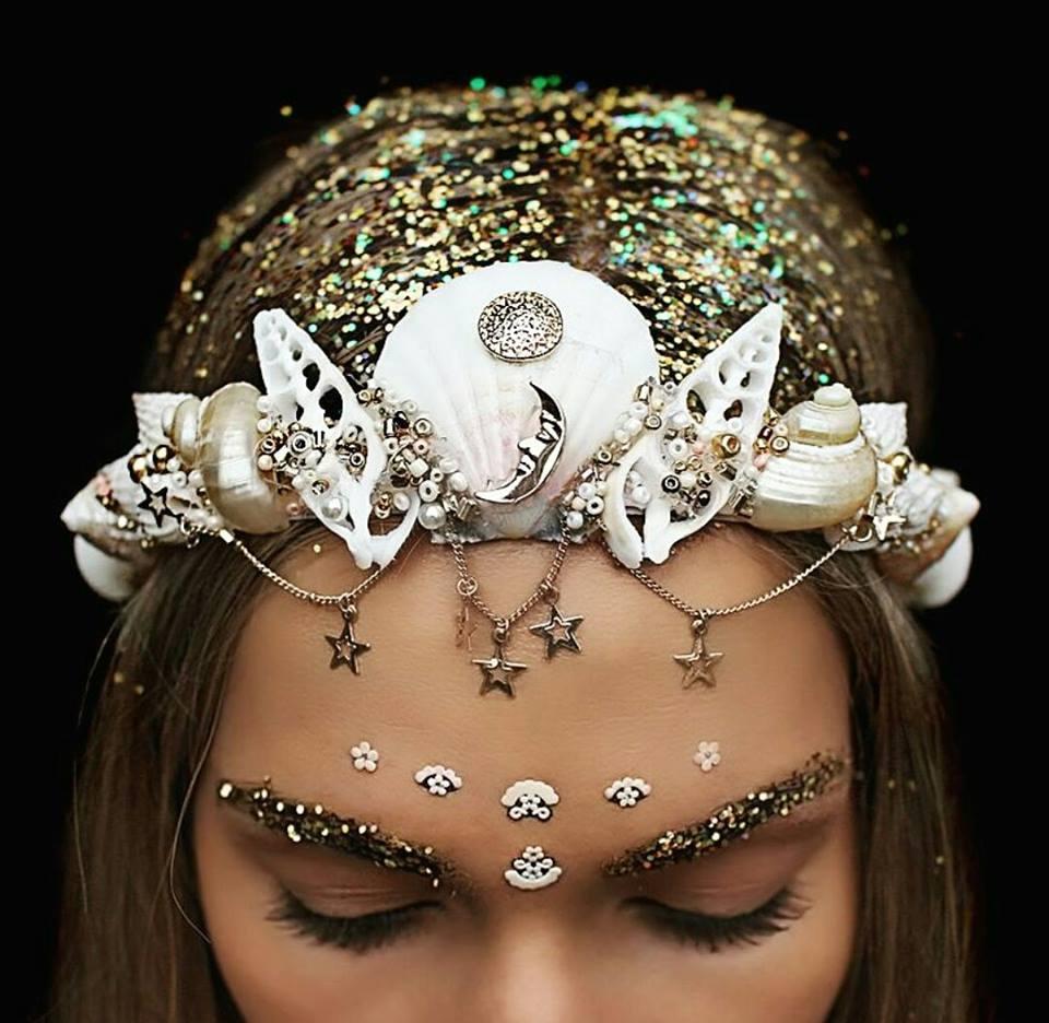 headband fait main