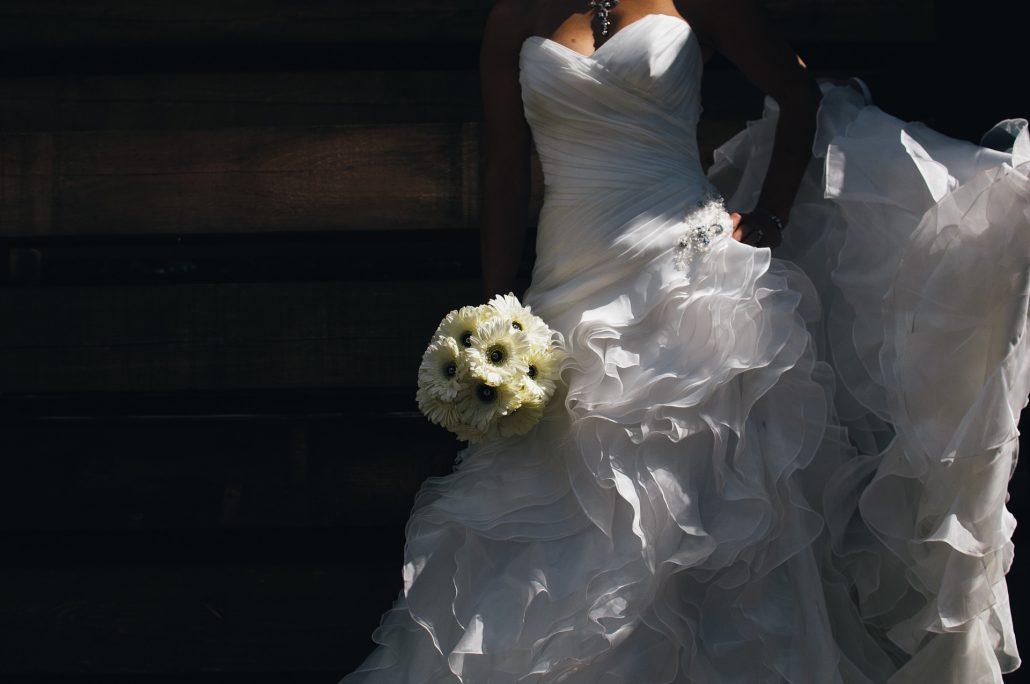 robe de marié princesse morphologie