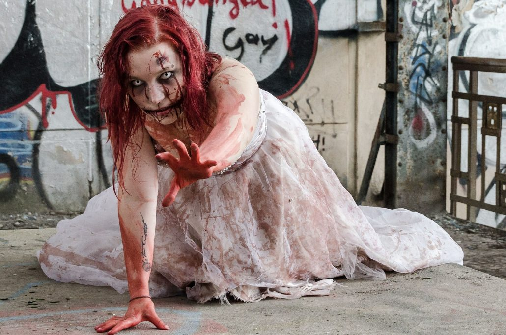 deguisement halloween zombie a faire soi meme