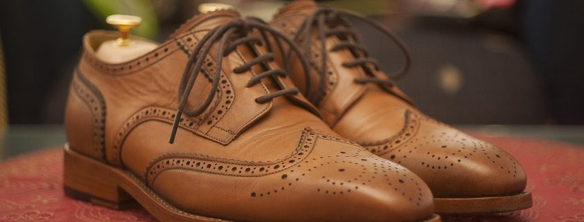 entretenir ses chaussures en cuir