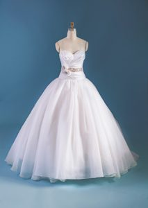 mariage de princesse robe blanche neige