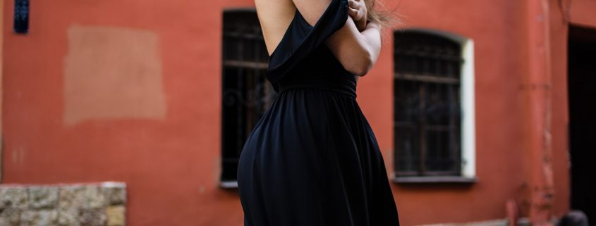 robe sensuelle