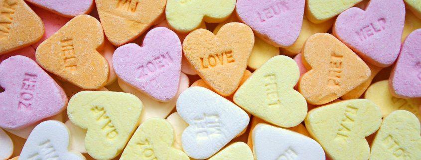 Tenue saint valentin