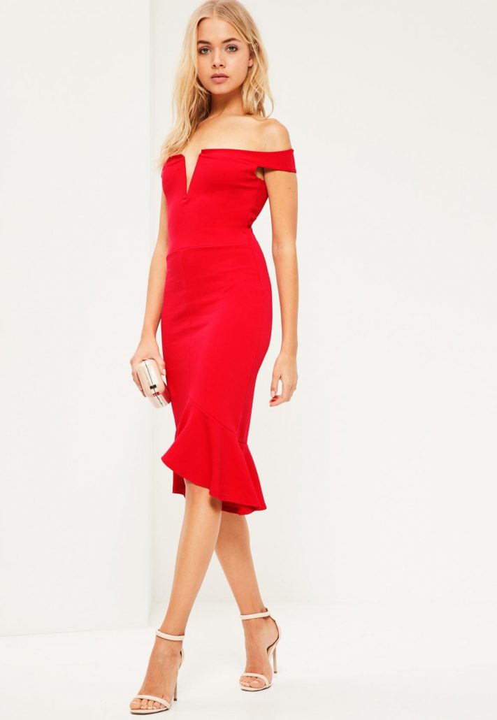 robe rouge saint valentin miss guided