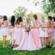Robe pour témoin de mariage