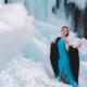 Robe longue d'hiver