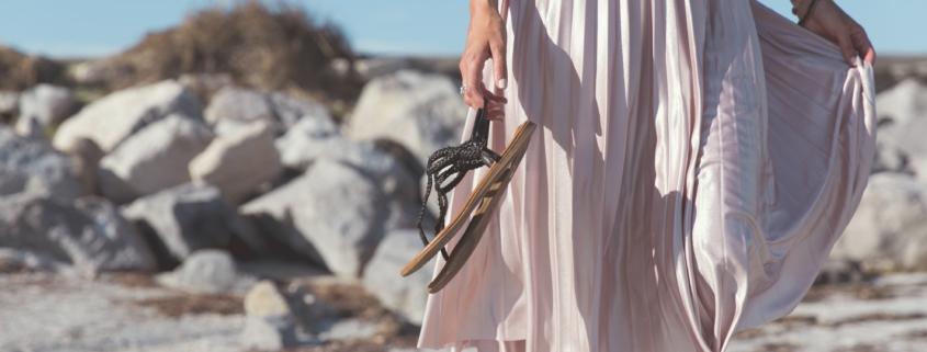 Transformer une robe en jupe
